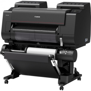Canon imagePROGRAF PRO-2000 24in Printer With Multifunction Roll Unit System