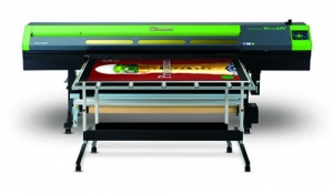 ROLAND VersaUV LEJ-640 UV Hybrid/Flatbed Printer