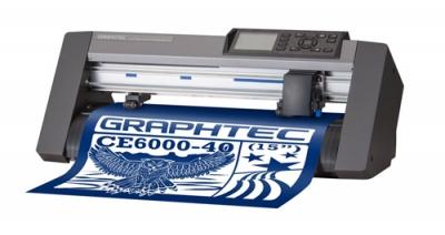 "Graphtec 15"" CE6000-40 Vinyl Cutter"
