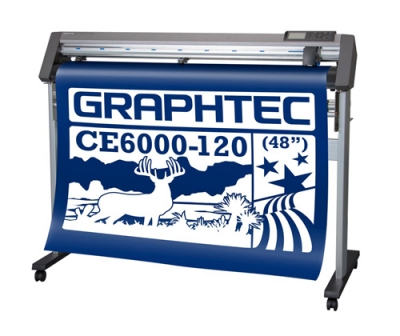 Graphtec 48in. CE6000-120 Vinyl Cutter