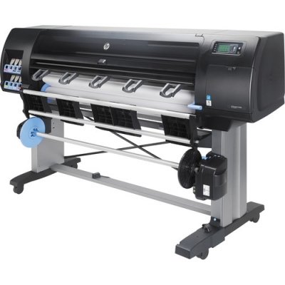 HP DesignJet Z6800 60in Photo Production Printer
