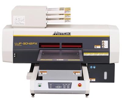 MIMAKI UJF-3042HG UV LED FLATBED TABLETOP PRINTER